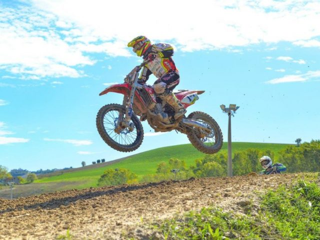 Motocross and Enduro