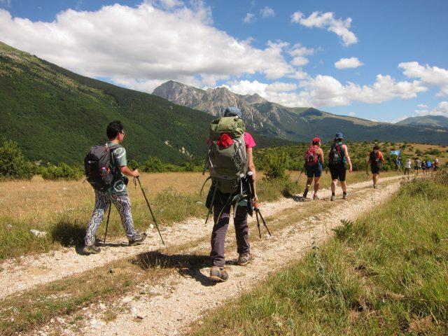 Cammino nelle Terre Mutate, viaggio nel cuore dell'Appennino